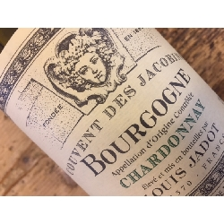 Louis Jadot Bourgogne Chardonnay 2018