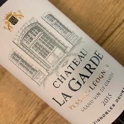 Chateau La Garde 2015 Rouge
