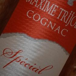 Maxime Trijol Special Cognac