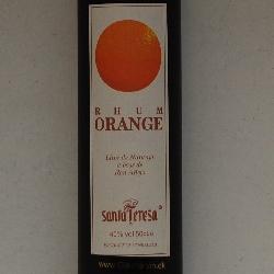 Rhum Orange likør Venezuela, Santa Teres