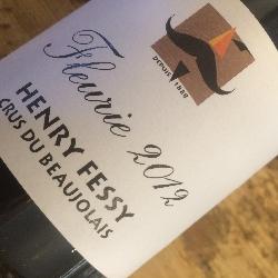 Henry Fessy Fleurie